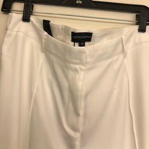 White party pant